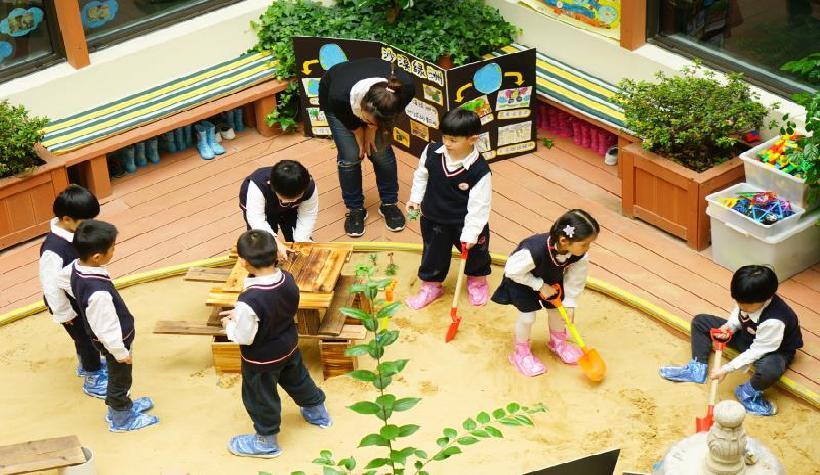 2019年上海市幼儿园新任园长管理培训——宛实幼专场